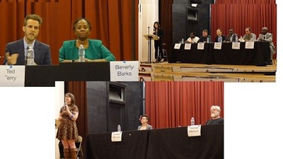 Clarkston meets its Candidates at the Clarkston Municipal Elections Candidate Forum • October 17th 2017