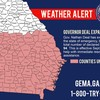 Gov. Deal expands emergency declaration to 94 counties total