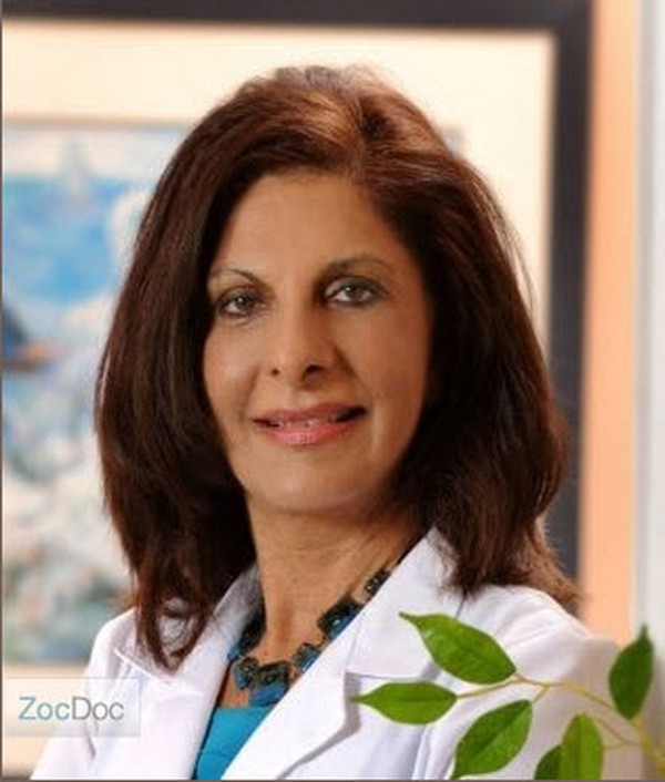 Dr. Gulshan Harjee, founder of First Medical Care in Decatur and co-founder of the Clarkston Community Health Center.