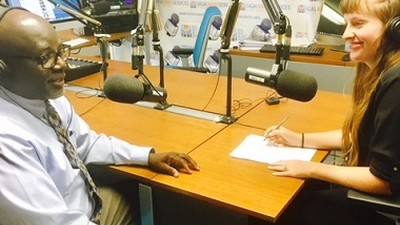 Interviews with Dr. Alawode Oladele, better known as Dr. O, from the DeKalb County Board of Health about Tuberculosis symptoms and diagnosis.