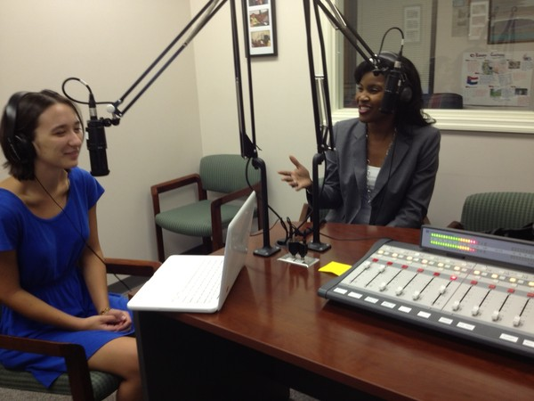 Sagal Radio intern Mary Claire Kelly asks Paula Gwynn Grant questions about the Housing Authority of Dekalb County, affordable housing resources, and other important resources for new American families.