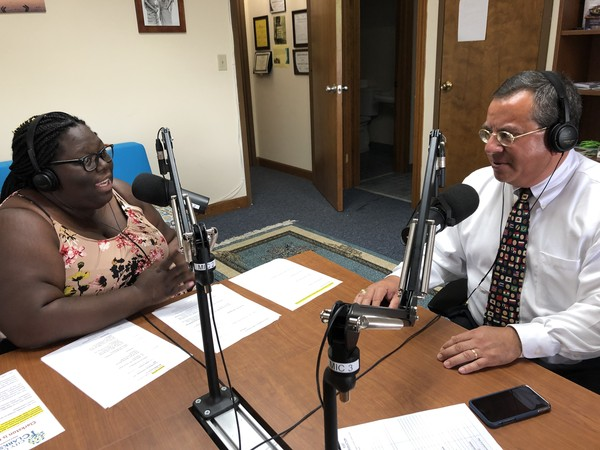 """(L-R), Councilwoman and host, Yterenickia """"YT"""" Bell joined her guest, Robin Gomez, Clarkston City Manager, in a discussion to introduce the 2020 Census---its importance, impact and influence---and the City of Clarkston's marketing and community outreach plans and initiatives."""