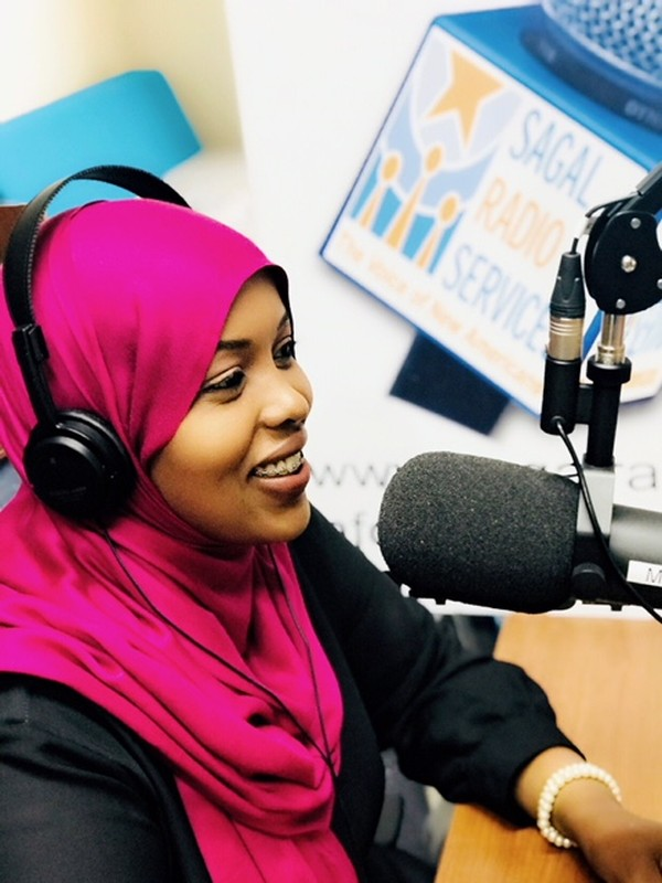 Muna Abubakar, Dekalb County ESOL teacher