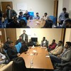 OPEN Atlanta Mentorship Workshop with Students from Clarkston