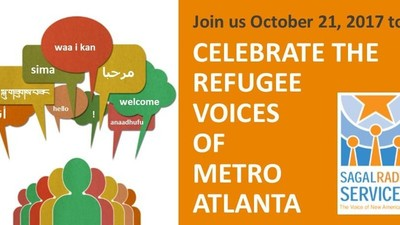 CELEBRATE THE REFUGEE VOICES OF METRO ATLANTA