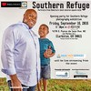 """Square Mile Gallery, our art and culture initiative serving the refugee community in CLARKSTON, GA is teaming up with @weloveatl & Refuge Coffee Co. to present """"SOUTHERN REFUGE"""